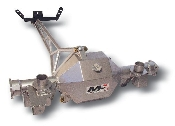 Moser M9 F Body Housing/Axle/Torque Arm/Differential Package