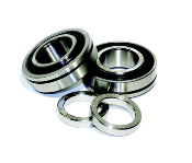 Moser 9508B Wheel Bearings For Nine Inch