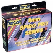 Taylor 74244 8mm Spiro-Pro wire set. They provide maximum firepower without radio interference with up to ten times the conductivity of standard resistor wire.
