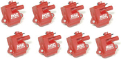 MSD 82858 MSC 11 GM Gen 3 LS Series (LS-1/6) 8-Pack Coil Kit