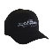 "ATI MAHBSW-L-XL Black Flex-Fit Hat ""Procharger Racing"""