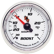 Autometer 7103 Vacuum / Boost - 30 In. Hg/30 psi