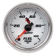 Autometer 7163 Fuel Pressure - 0 - 100 PSI
