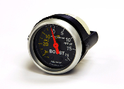 ATI MG001I-005 ProCharger-branded Mechanical Boost/Vac Gauge
