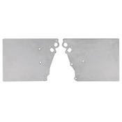 C3995 Motor Plate, Front, Aluminum, 0.250 in. Thick, LS Engines