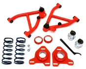 BMR ACP007 82-92 3rd Gen F-Body Coil-over conversion package