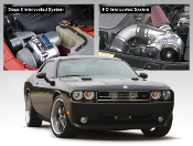 ProCharger now has two complete intercooled systems for the 5.7L HEMI Challengers