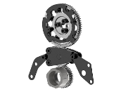 Comp 5495 LS Gear Drive Timing Set for GM blocks
