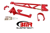 BMR TA011 Torque arm, tunnel mount, stock exhaust, w/ DSL