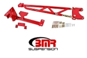 BMR TA013 Torque arm, tunnel mount, stock exhaust, w/o DSL