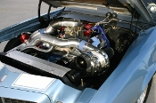 Carbureted and aftermarket efi chevrolet sb and bb F-1R cog race kits.