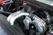 97-03 F150/Expedition 4.6 2V HO Intercooled System with P-1SC - 60-65% hp increase!
