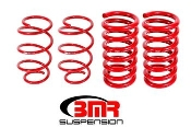 BMR SP086 - 15+ Mustang Lowering Springs, Set Of 4, Drag