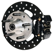 Wilwood 140-1012 Dynapro Single Front Drag Brake Kit