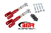BMR TR005 - 15+ Mustang Toe Rods, Rear, On-Car Adjustable, Rod Ends