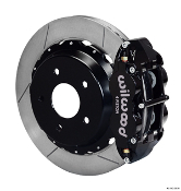 Wilwood 140-9830 Forged Narrow Superlite 4R Big Brake Rear Parking Brake