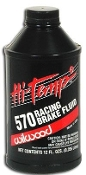 Wilwood 290-2210 HI-TEMP 570 Degree Brake Fluid. Wilwood's specially formulated Hi-Temp° 570 Racing Brake Fluid has a minimum 570° F. dry boiling point of to withstand the severe heat requirements of automotive racing.