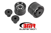 Improve steering response and feel, and adding cornering consistency to your 2016-newer Chevrolet Camaro is easy with spherical radius rod bearings from BMR Suspension.