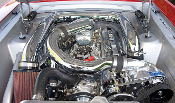 Carb & Aftermarket EFI Ford SB High Output with D-1SC (12 rib)
