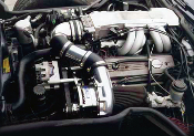 85-91 Corvette C4 TPI (L98) HO Intercooled System with P600B - 8, 10, 12 psi 55-75% HP Gain.