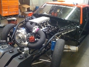Carbureted and aftermarket efi chevrolet sb and bb F-3A cog race kits.