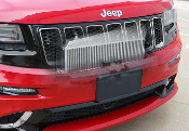 ATI AIDL1A-019 Jeep SRT8 12-15 Race Intercooler Upgrade