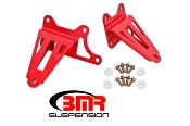 BMR Suspension designed the MM008 to be the perfect (100% bolt-in) motor mount bracket for any power level or application.