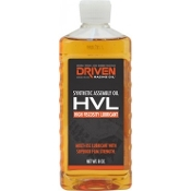 Joe Gibbs Driven high-viscosity lubricant (HVL) provides a tenacious, yet fluid film to protect reciprocating and rotating components during assembly and initial break-in.