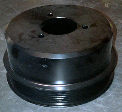 Used Gto Procharger: GTO 8 Rib Crank Pulley For Fluidampr 740102