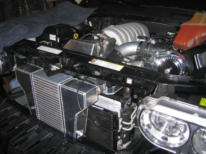 Ati 1df314 Sci 6 1 Srt8 Ho Intercooled System With P 1sc 1