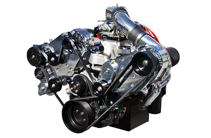 ATI 1CX100P1SC Non Intercooled Serpentine HO WP1SC  8 rib