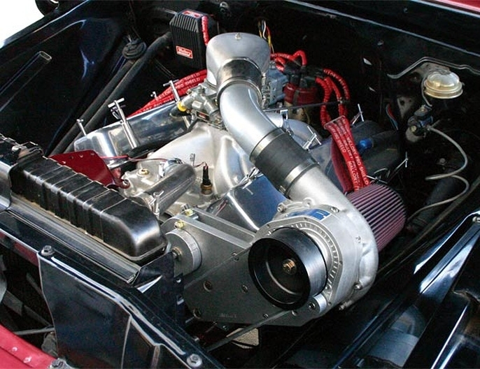 Paxton Supercharged Small Block Chevy Html Autos Post