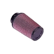 "Works with Procharger Truck Inlet Hat. ATI AF057I-001 Air Filter Element, Conical, 4 in. Dia Inlet, 9"" long"