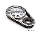 Comp 7106 LS-X Billet True Roller Timing Chain Set, w/ thrust bearing and 9 keyway slots