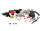FAST 307502 Complete Fuel System Kits, Up to 600 HP Fuel System Kit