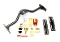 BMR TCC030 67-69 F Body TH350, PG, 700R4, 4L60E crossmember