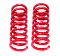 "BMR SP034 2"" Front Lowering Springs for 1964-1972 A-Body"