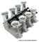 Inglese NG4089A EFI 8-Stack Intake Manifold and Throttle Bodies