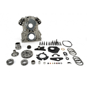 Sprint Cars equipped with LS engine technology now have a gear drive made just for them. The kit works with the RHS® LS Race Block with no modifications to the block necessary.