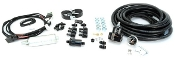 FAST 30402-FK Master Inline Fuel Pump Kit & Hoses/Fittings