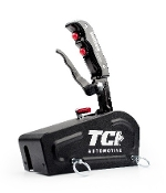 TCI 611632BL Outlaw™ Blackout Shifter 3-Speed Reverse Pattern