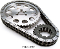 Comp 7107 (58X) Single Chain 9 Keyway Single Bolt Gear, 4 Pole R