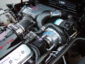 1996 Corvette C4 (LT4) HO Intercooled System with P-1SC. 45-50% hp increase!