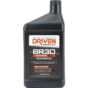 Joe Gibbs Driven BR break-in motor oil is used by Joe Gibbs Racing to break-in and dyno all of their engines