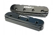 New COMP Cams Billet Valve Covers for GM LS Engines clear all types of valve train components for GM LS engines, including shaft mount rocker systems, and provides for internal valve spring oiling.