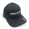 ATI MAHT02-001 Mesh Fitted Hat - Black, White Logo at Brute Speed