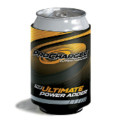 ATI PS002I-072 ProCharger Can Cooler, Yellow/Black Reversible