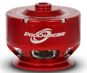 "ATI 3FASS-024 Competition Valve Open w 5"" Aluminum Base - Red"