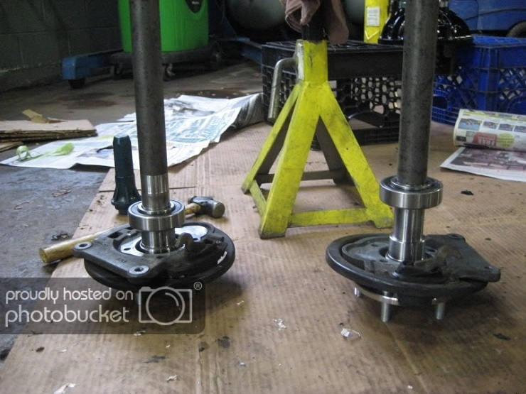 Moser 12 Bolt and 9 Inch F Body Installation Instructions